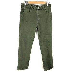 Adriano Goldschmied AG ED Isabelle Army Green Jean